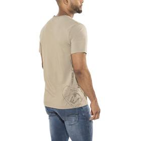 E9 Preserve t-shirt Heren grijs